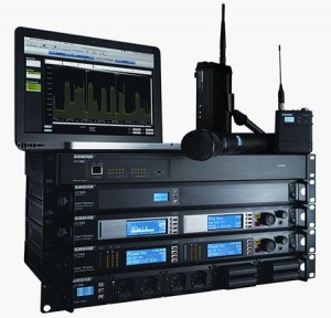 Axient Wireless Management Network