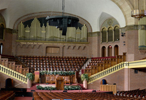 The Moody Church Meyer Install