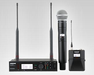 Shure ULX-D Digital Wireless Microphone System