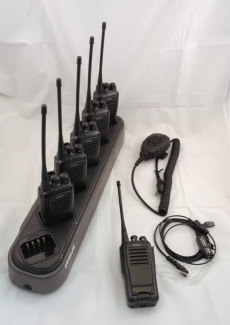 New In Rentals Rca 4 Channel Uhf Walkie Talkie 6 Pack