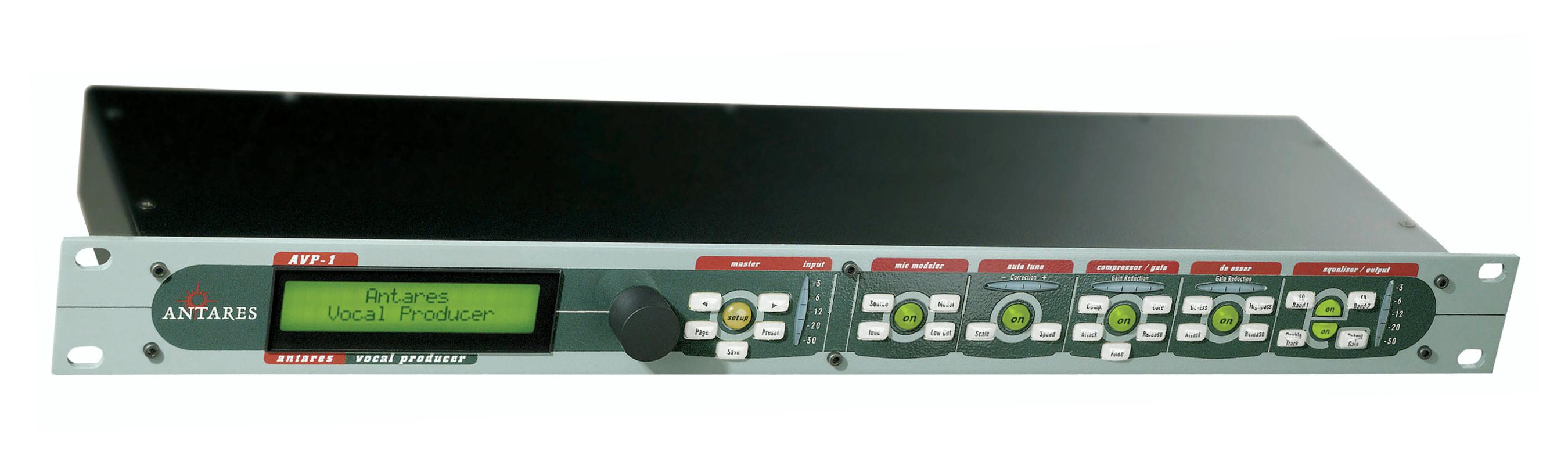 antares avp 1 vocal processor with autotune rentals chicago and