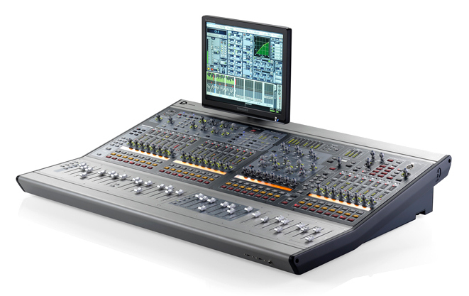 Avid Profile Digital Mixing Console Al