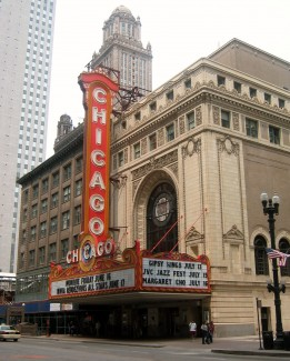 Chicago_Theater_-_day