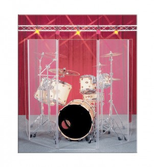 ClearSonic A5-5 Drum Shield image