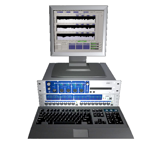 Meyer Sound Sim 3 Audio Analysis Workstation Rentals