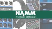 NAMM 2017 - NEW