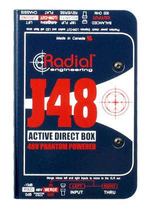 Radial J48 image
