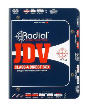 Radial JDV image