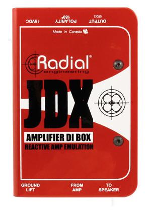 Radial JDX image