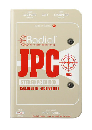 Radial JPC image