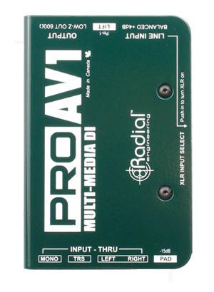 Radial ProAV1 image