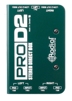 Radial ProD2 image