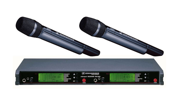 sennheiser wireless microphone rentals chicago and nationwide tc furlong. Black Bedroom Furniture Sets. Home Design Ideas