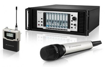 Sennheiser Digital 9000 Wireless System