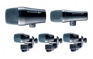 Sennheiser microphones image