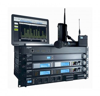 Shure Axient system image