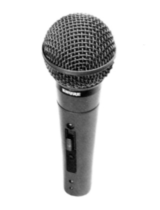 Shure PE85L Microphone Rental