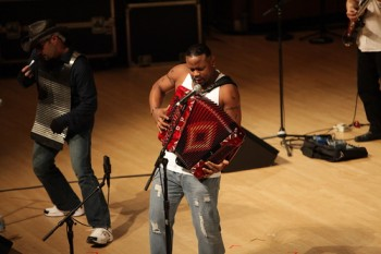 The Big Squeeze - Zydeco