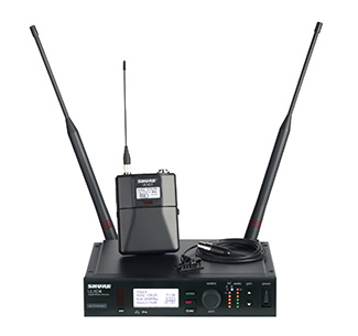Wireless Lavalier System Rental