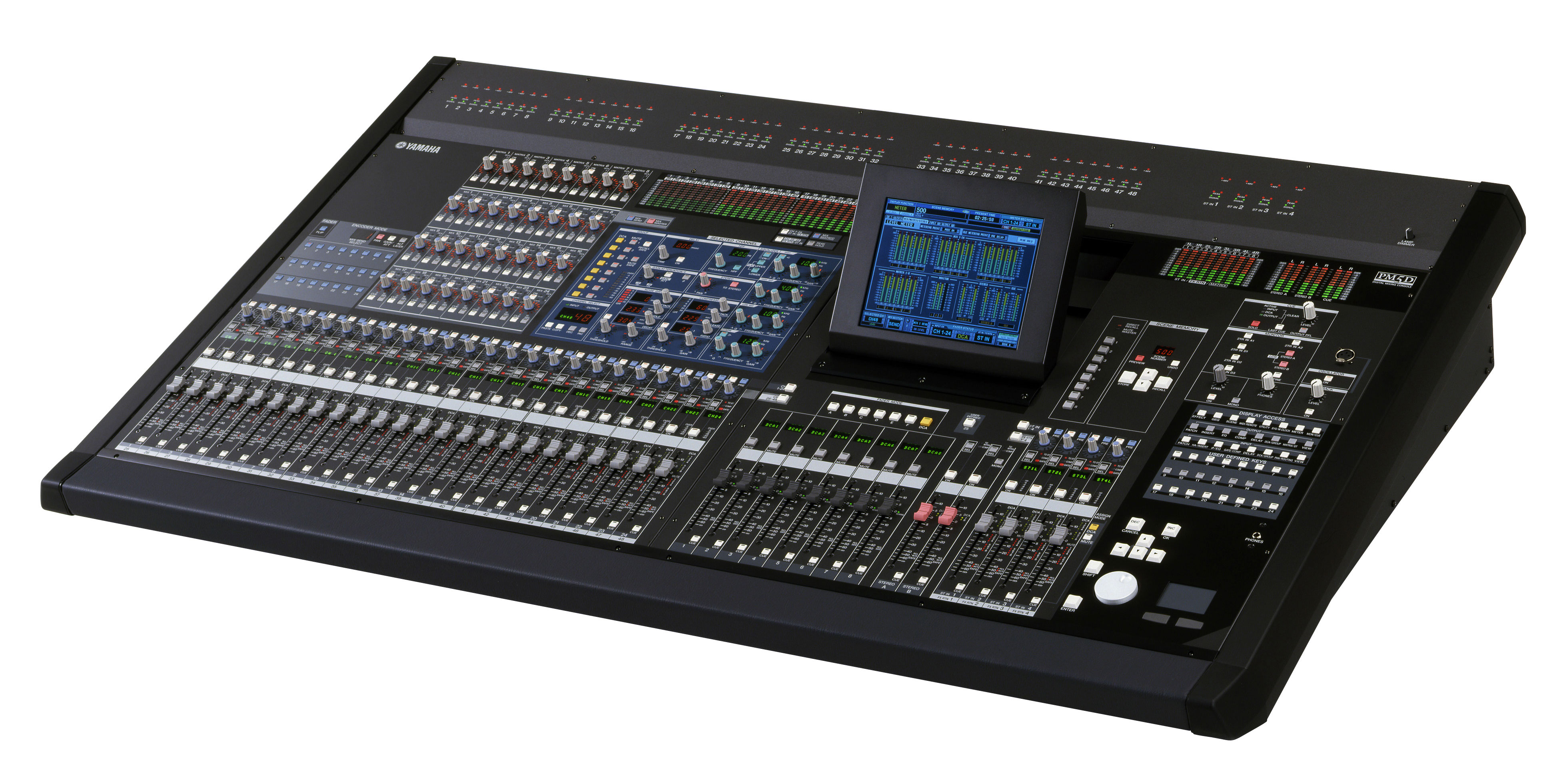 Yamaha pm5d rh rentals chicago and nationwide tc furlong for Yamaha sound console