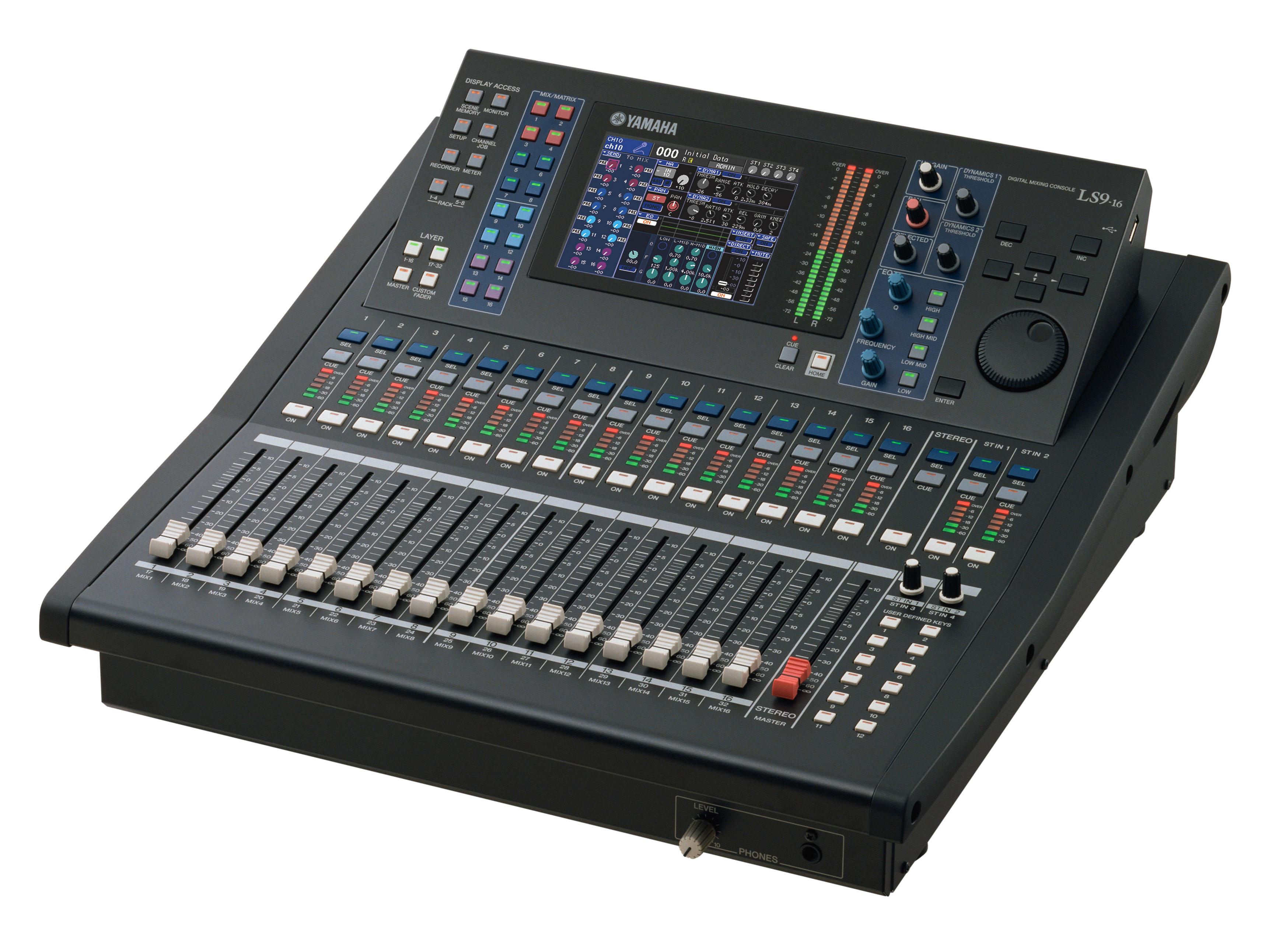 Yamaha Ls  Digital Audio Console Price