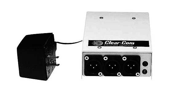 Clear Com Pk 5 Wired Intercom Power Supply Rentals