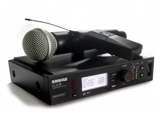 Wireless Microphone System Rental