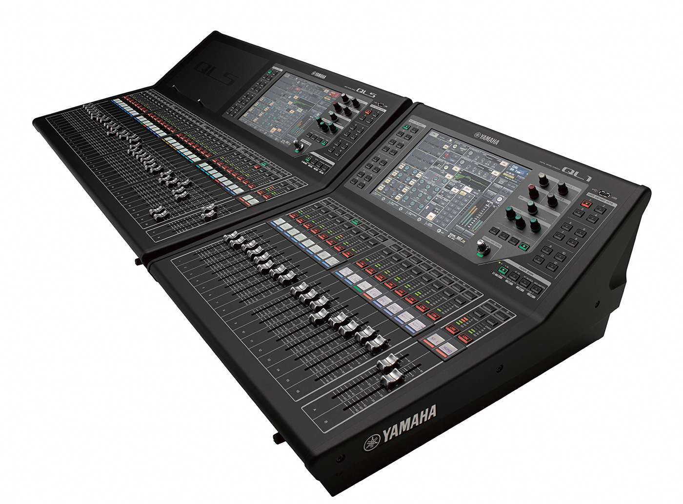 Yamaha introduces ql series of digital consoles tc furlong for Yamaha ql 3